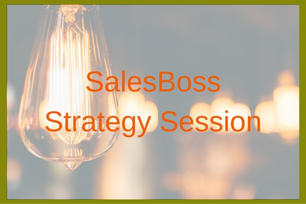 SalesBoss Strategy Session