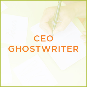 CEO Ghostwriter